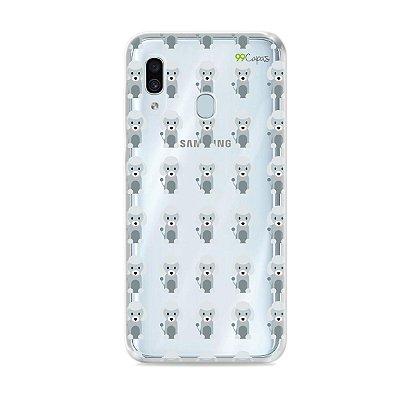Capa para Galaxy A30 - Poodle