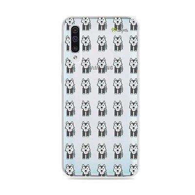 Capa para Galaxy A50 - Husky