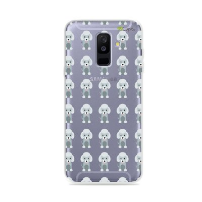 Capa para Galaxy A6 Plus - Poodle