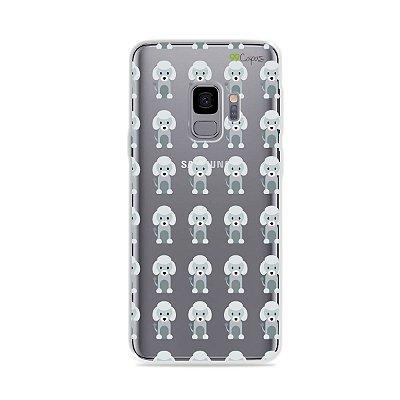 Capa para Galaxy S9 - Poodle