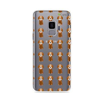 Capa para Galaxy S9 - Cocker