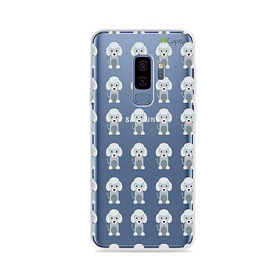 Capa para Galaxy S9 Plus - Poodle