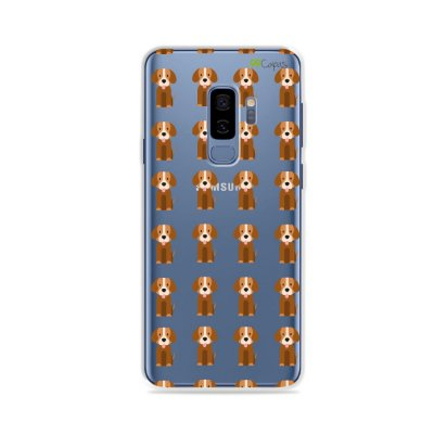 Capa para Galaxy S9 Plus - Cocker