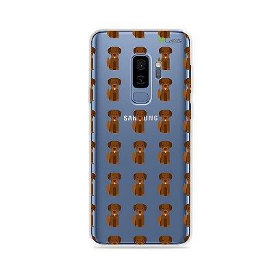 Capa para Galaxy S9 Plus - Golden