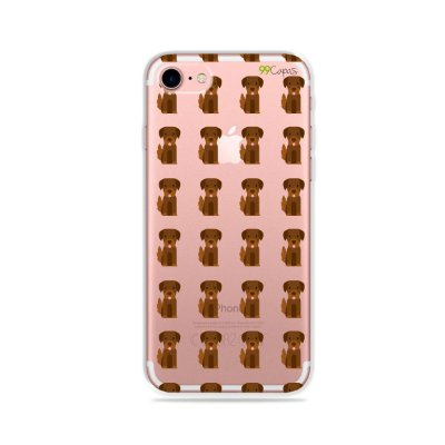Capa para iPhone 7 - Golden