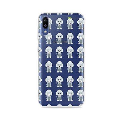 Capa para Galaxy M10 - Poodle
