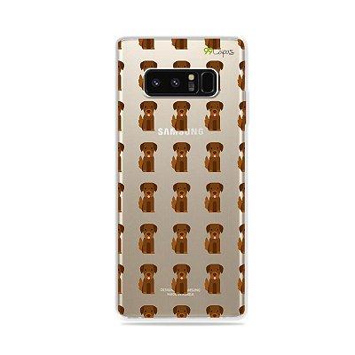 Capa para Galaxy Note 8 - Golden
