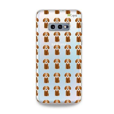 Capa para Galaxy S10e - Cocker