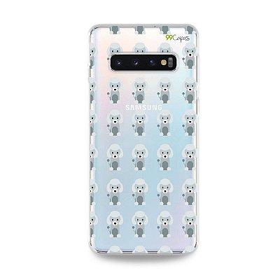 Capa para Galaxy S10 Plus - Poodle