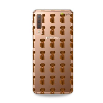 Capa para Galaxy A7 2018 - Golden