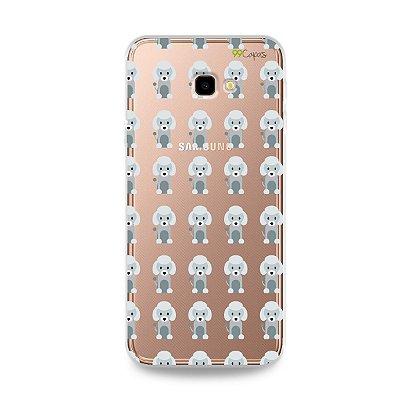 Capa para Galaxy J4 Plus - Poodle