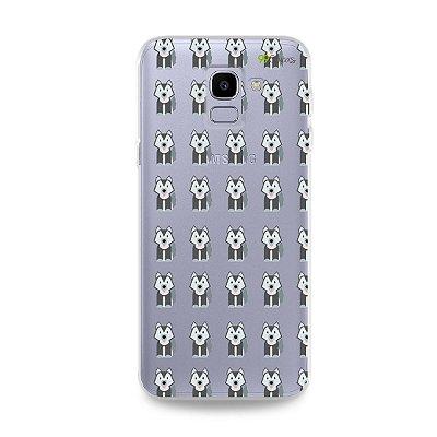 Capa para Galaxy J6 - Husky