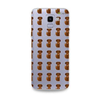 Capa para Galaxy J6 - Golden