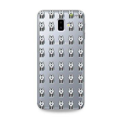 Capa para Galaxy J6 Plus - Husky
