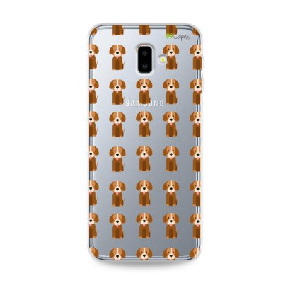 Capa para Galaxy J6 Plus - Cocker