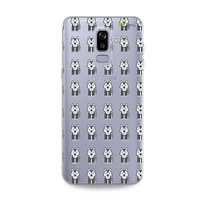 Capa para Galaxy J8 - Husky