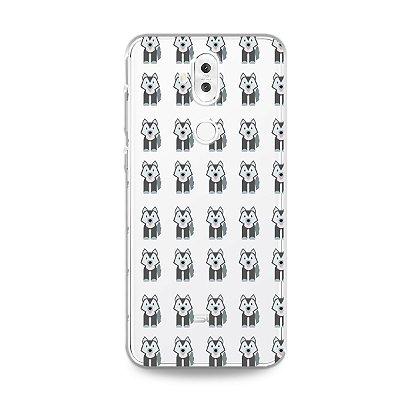 Capa para Asus Zenfone 5 Selfie - Husky