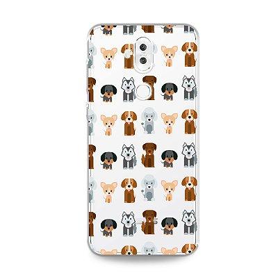 Capa para Asus Zenfone 5 Selfie - Doguinhos