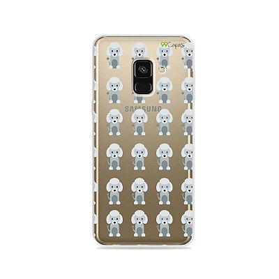 Capa para Galaxy A8 2018 - Poodle