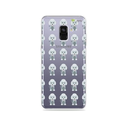 Capa para Galaxy A8 Plus 2018 - Poodle