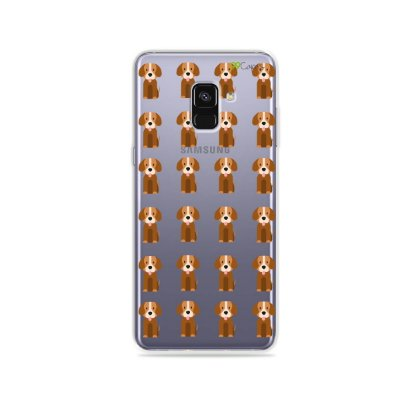 Capa para Galaxy A8 Plus 2018 - Cocker