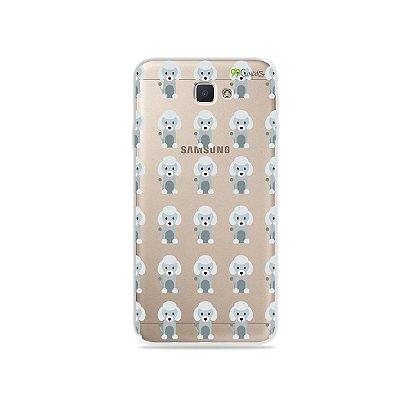 Capa para Galaxy J7 Prime - Poodle