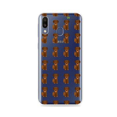 Capa para Galaxy M20 - Golden
