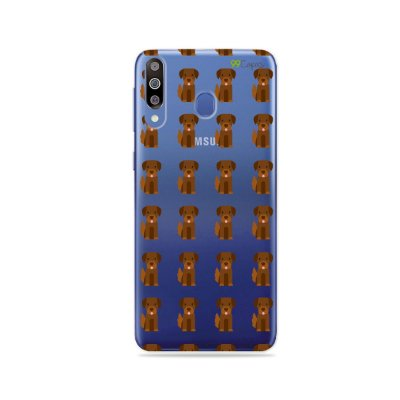 Capa para Galaxy M30 - Golden