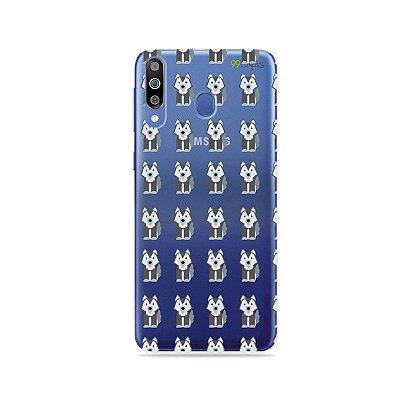 Capa para Galaxy M30 - Husky