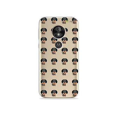 Capa para Moto E5 Play - Salsichinha
