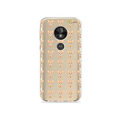 Capa para Moto E5 Play - Chihuahua