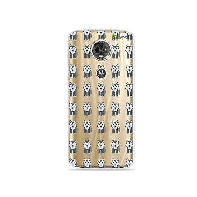 Capa para Moto E5 Plus - Husky