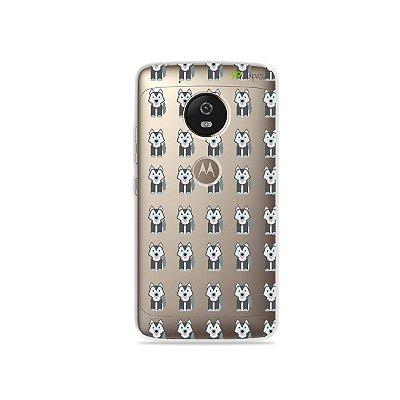 Capa para Moto G5 - Husky