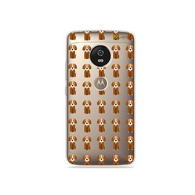 Capa para Moto G5 - Cocker