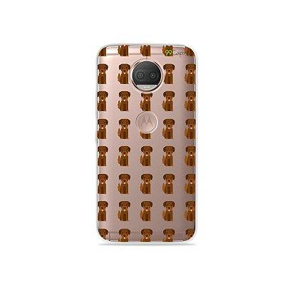 Capa para Moto G5S Plus - Golden