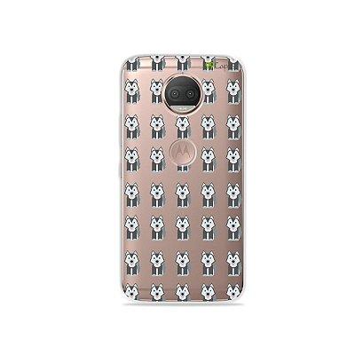 Capa para Moto G5S Plus - Husky