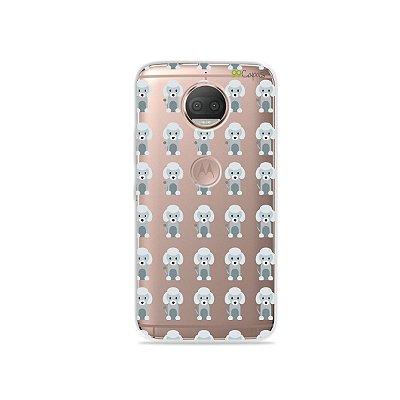 Capa para Moto G5S Plus - Poodle