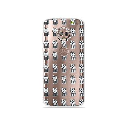 Capa para Moto G6 - Husky