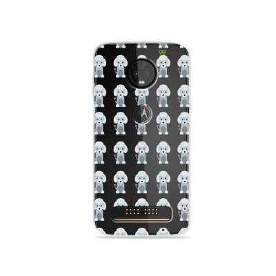 Capa para Moto Z3 Play - Poodle
