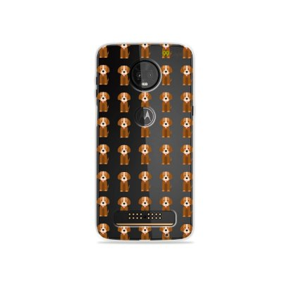 Capa para Moto Z3 Play - Cocker