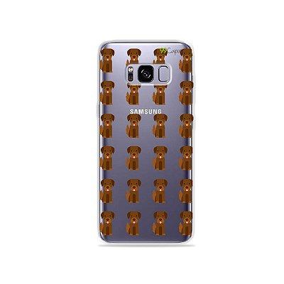 Capa para Galaxy S8 - Golden