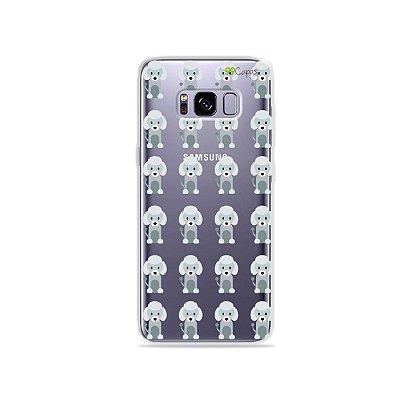 Capa para Galaxy S8 - Poodle
