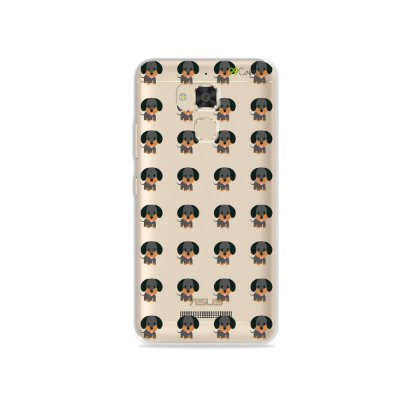Capa para Asus Zenfone 3 Max - 5.2 Polegadas - Salsichinha