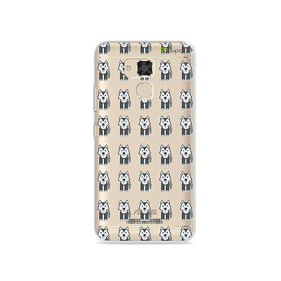 Capa para Asus Zenfone 3 Max - 5.2 Polegadas - Husky