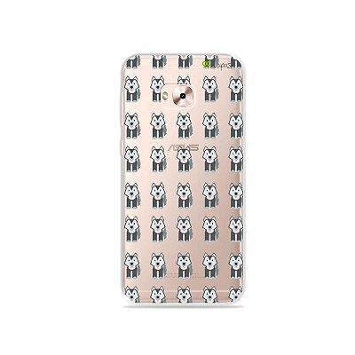 Capa para Zenfone 4 Selfie Pro - Husky