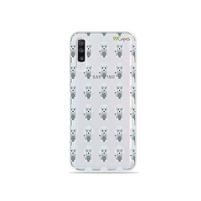 Capa para Galaxy A70 - Poodle