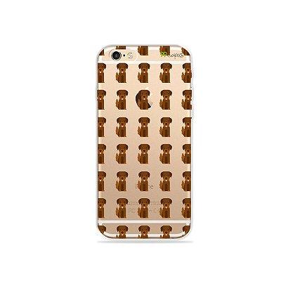 Capa para iPhone 6/6S - Golden