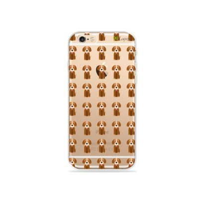 Capa para iPhone 6/6S - Cocker