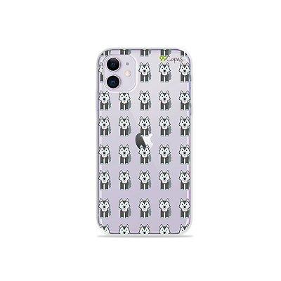 Capa para iPhone 11 - Husky