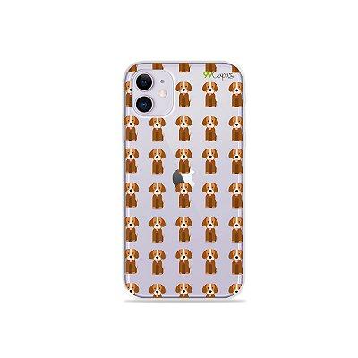 Capa para iPhone 11 - Cocker